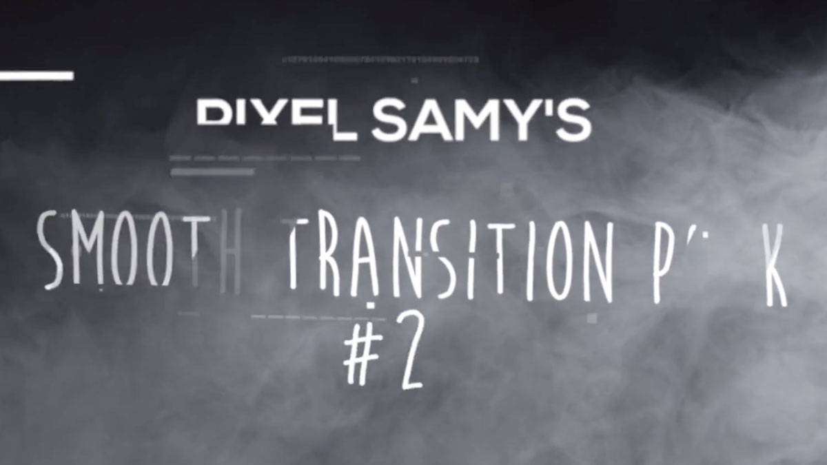 smooth transitions premiere pro